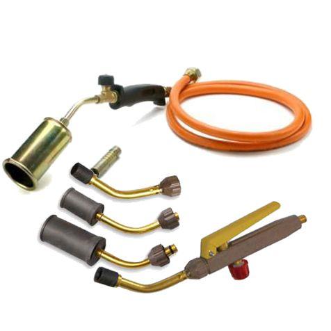 палеомагнитным газовая горелка кабельщика с шлангом и редуктором Мержанов